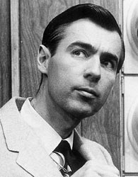 Fred Rogers Host Of Mister Rogers Neighborhood Sweetsearch2day