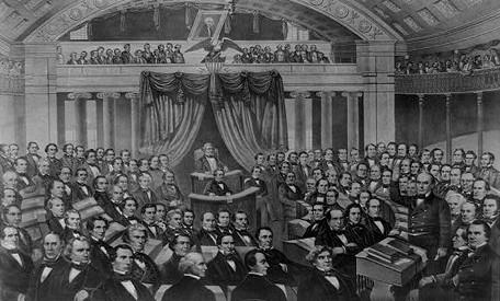 1850 daniel webster endorses compromise of 1850 in 3 hour speech